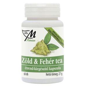 drm-premium-zold-es-feher-tea-kapszula-60db