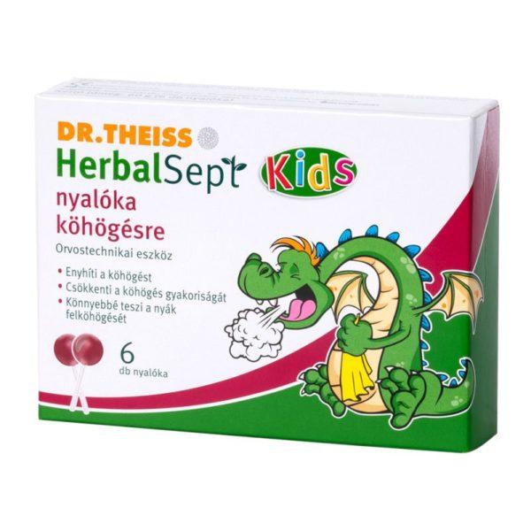 Dr. Theiss Herbalsept nyalóka