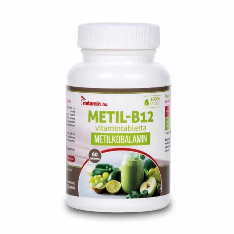 Netamin Metil B12-vitamin