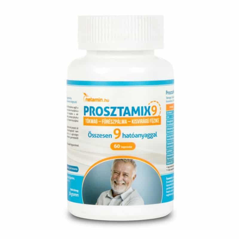Netamin Prosztamix9 kapszula