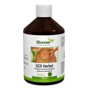 Biocom Ökonet SCD Herbal Probiotikus