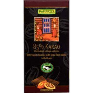 Rapunzel BIO Keserű csokoládé 85%