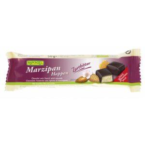 Rapunzel BIO Marcipan kockák étcsokoládés