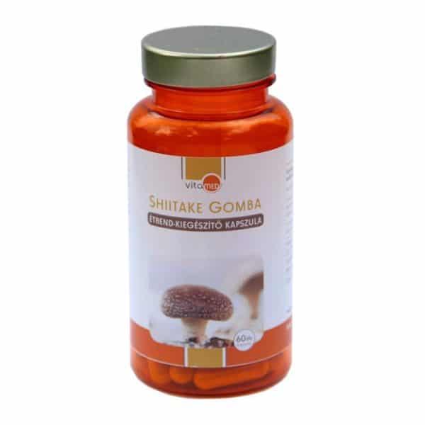 Vitamed Shiitake gomba