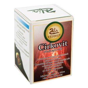 Zafir Cirkovit olajkapszula