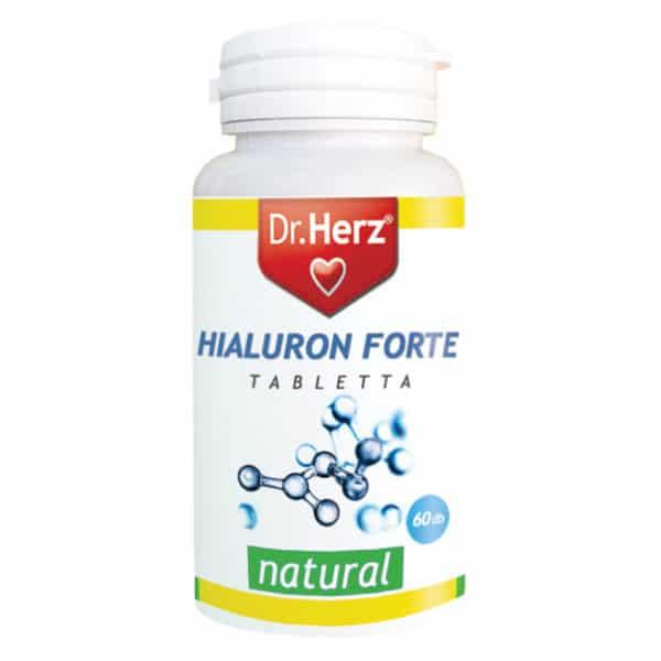 Dr. Herz Hialuron Forte tabletta - 60db
