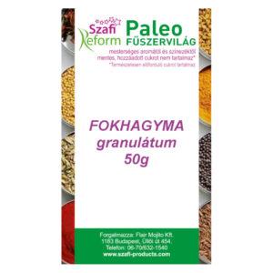 Szafi Reform Fokhagyma granulátum fűszer – 50g