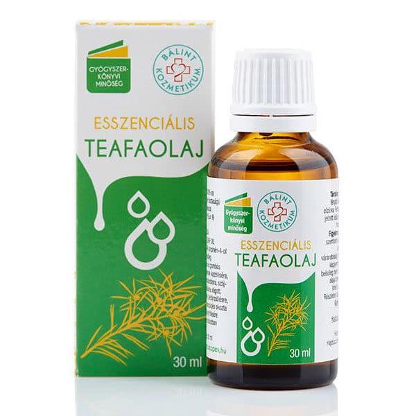 Bálint esszenciális ausztrál teafaolaj