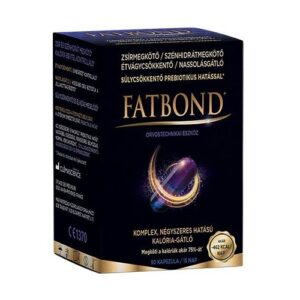Fatbond kapszula - 90db