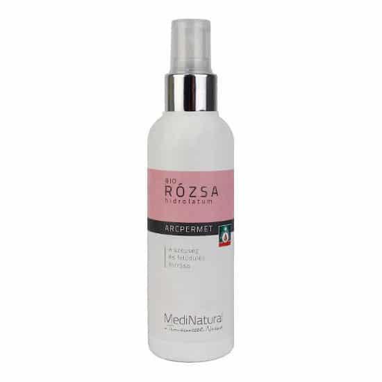 Medinatural Bio rózsa hidrolat arcpermet – 100ml