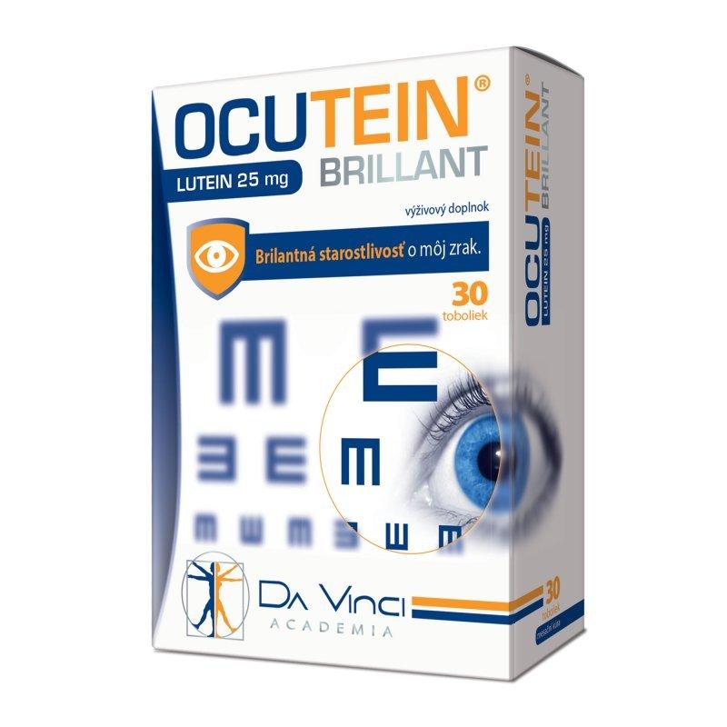 Ocutein Brillant lágyzselatin kapszula