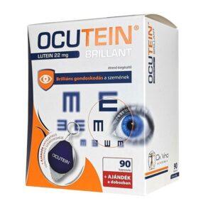Ocutein Brillant lágyzselatin kapszula - 90db