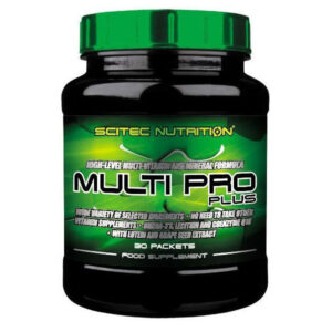 Scitec Nutrition Multi Pro Plus multivitamin - 30 tasak