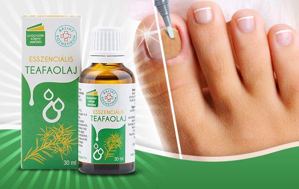 Most akciós áron rendelhető a Bálint Esszenciális ausztrál teafaolaj