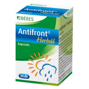 Béres Antifront herbál kapszula - 30db