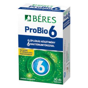 Béres Probio6 kapszula - 30db