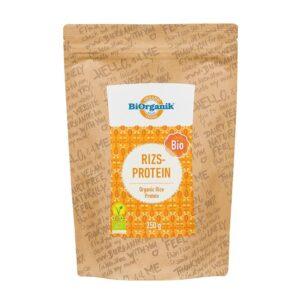 Biorganik Bio vegan sport rizs protein - 250g