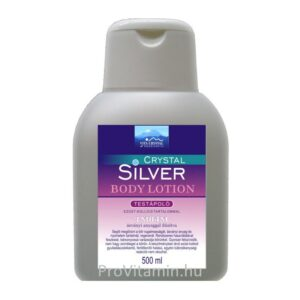 Vita Crystal Silver testápoló