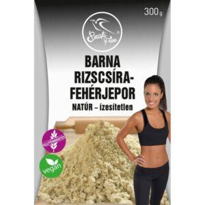 szafi-free-barna-rizscsira-feherjepor-natur-300g