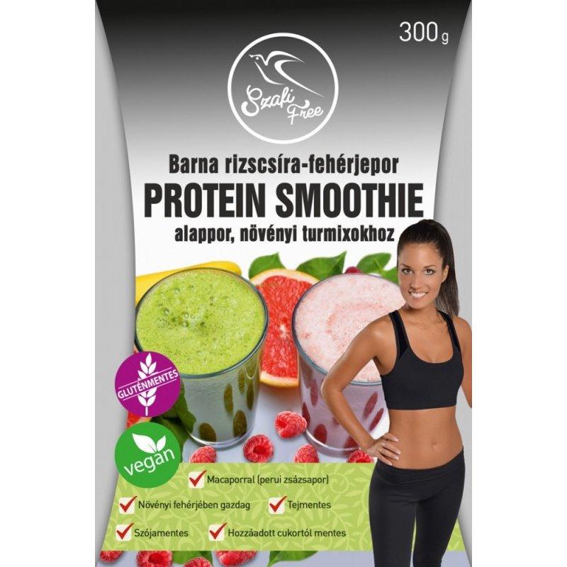 Szafi Free Gluténmentes protein smoothie alappor