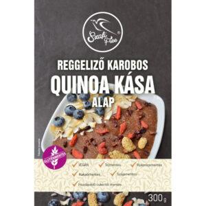 Szafi Free Quinoa karobos kása alap reggeliző - 300g
