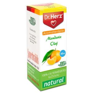 Dr. Herz Mandarin illóolaj - 10ml