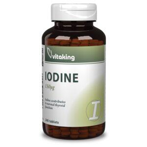 Vitaking Jod - 240db