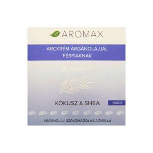 aromax botanica férfi arckrém – 50ml