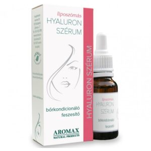 aromax hyaluronsavas liposzómás szérum – 20ml