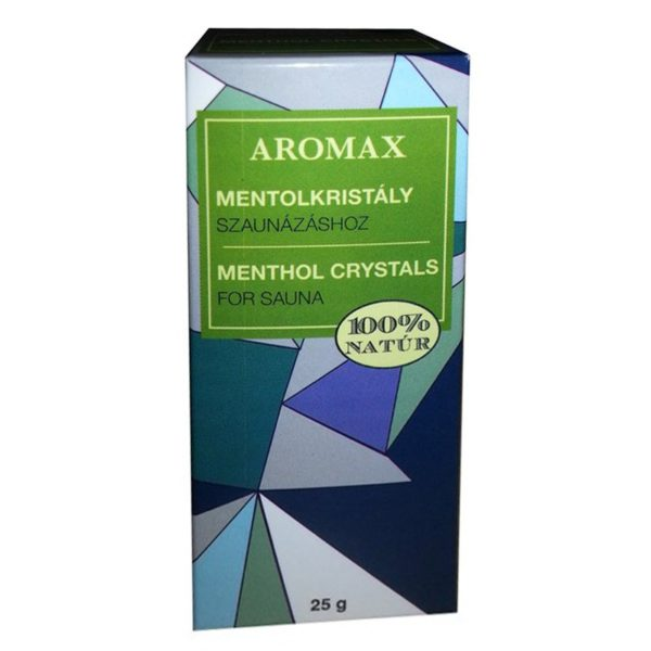 aromax mentolkristály – 25g