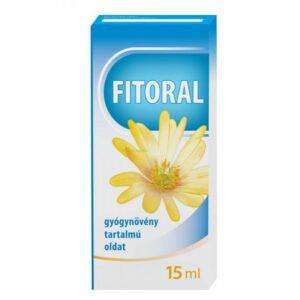 fitoral oldat – 15ml