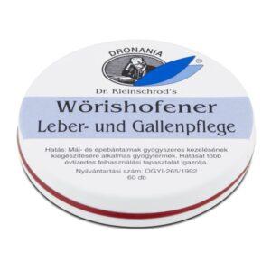 Leber- und Gallenpflege tabletta
