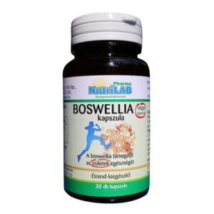 Nutrilab Boswelia kapszula - 30db
