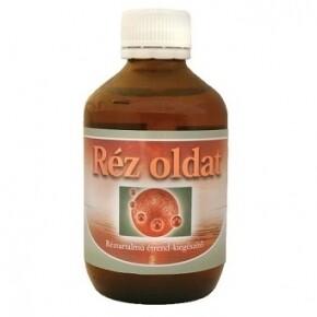 réz oldat – 200 ml