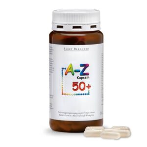 sanct bernhard a-z 50+ multivitamin kapszula – 150db