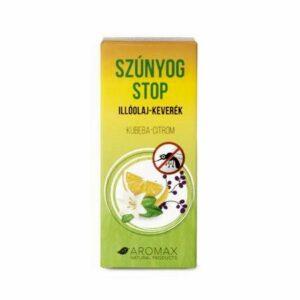 aromax szúnyog stop kubeba-citrom illóolaj keverék – 10ml