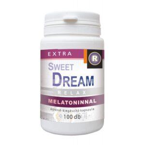 Vita Crystal Sweet Dream melatoninnal kapszula