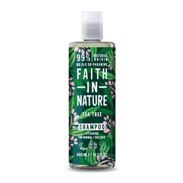 faith in nature teafa sampon – 400ml