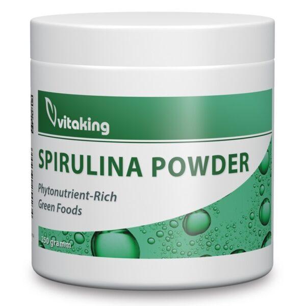 Vitaking-spirulina-por-250g