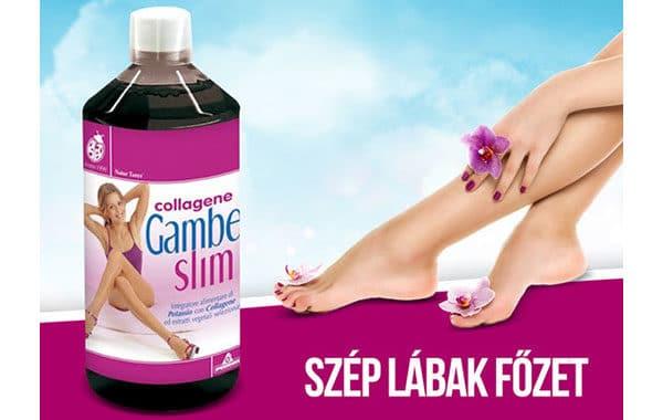 Specchiasol Gambe Slim Kollagén – Szép lábak főzet – 500ml