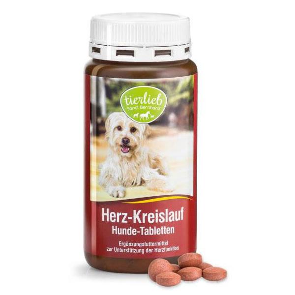 Sanct Bernhard Szív és érrendszer erősítő tabletta kutyáknak – 180db
