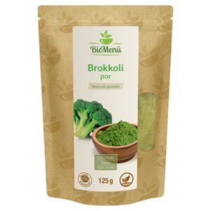 Biomenü Bio Brokkoli por - 125g