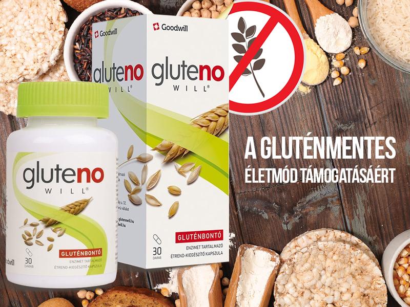 Goodwill Glutenowill – Gluténbontó enzim támogathatja a gluténmentes életmódot.