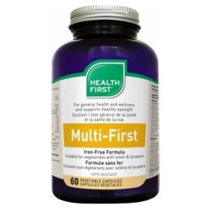Health First Multi-First multivitamin - 60db