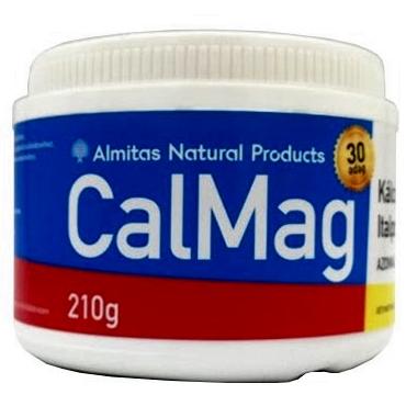 Almitas Kalcium-Magnézium italpor C-vitaminnal - 210g