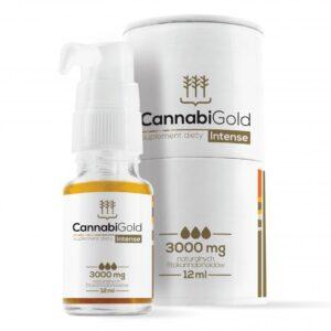 CannabiGold Intense 3000 mg