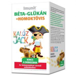 Imunit Kalóz Jack tabletta