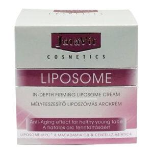 Jutavit Cosmetics mélyfeszesítő liposzómás nappali krém – 50ml