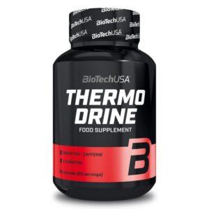 BioTech USA Thermo Drine kapszula - 60 db