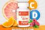 Szerves C+D-vitamin – együttesen hozzájárulhatnak az ízületek megfelelő működéséhez, az állóképesség növeléséhez